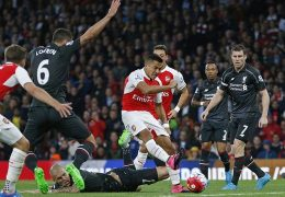 3 TIPS for Arsenal – Liverpool 22-12-2017