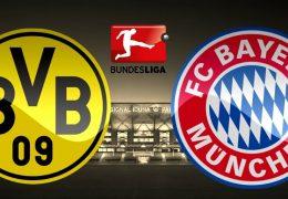 3 TIPS for Bayern Munich – Borussia Dortmund 20-12-2017