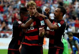 3 TIPS for Stuttgart – Bayer Leverkusen 08-12-2017