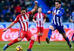3 TIPS for Atlético de Madrid – Alavés 16-12-2017