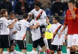 3 TIPS for Shakthar Donetsk – Roma 21 February 2018