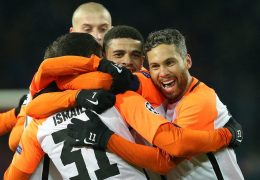 ROMA – SHAKHTAR DONETSK Champions League 13 March 2018