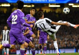 Champions League JUVENTUS – REAL MADRID 3 April 2018