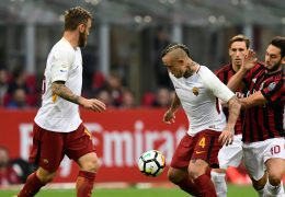 Football Tips AC Milan vs AS Roma 31/08/2018