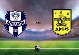 Apollon Smirnis vs Aris Thessaloniki Football Tips 12/11/2018