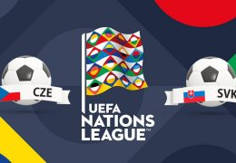 Czech Republic vs Slovakia UEFA Nations League 19/11/2018