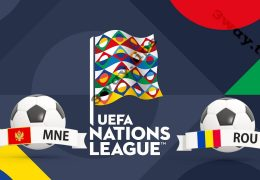 UEFA Nations League Montenegro vs Romania 20/11/2018