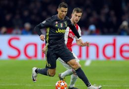 Juventus vs Ajax Betting Tips 16/04/2019