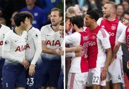 Ajax Amsterdam vs Tottenham Betting Tips 08/05/2019