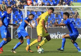 Getafe vs Villarreal Betting Tips 18/05/2019