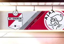 Ajax Amsterdam vs FC Emmen Betting Tips 10/08/2019