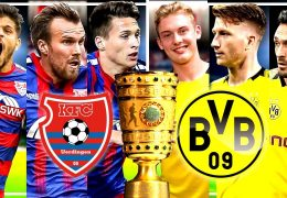 Uerdingen vs Borussia Dortmund Betting Tips 09/08/2019