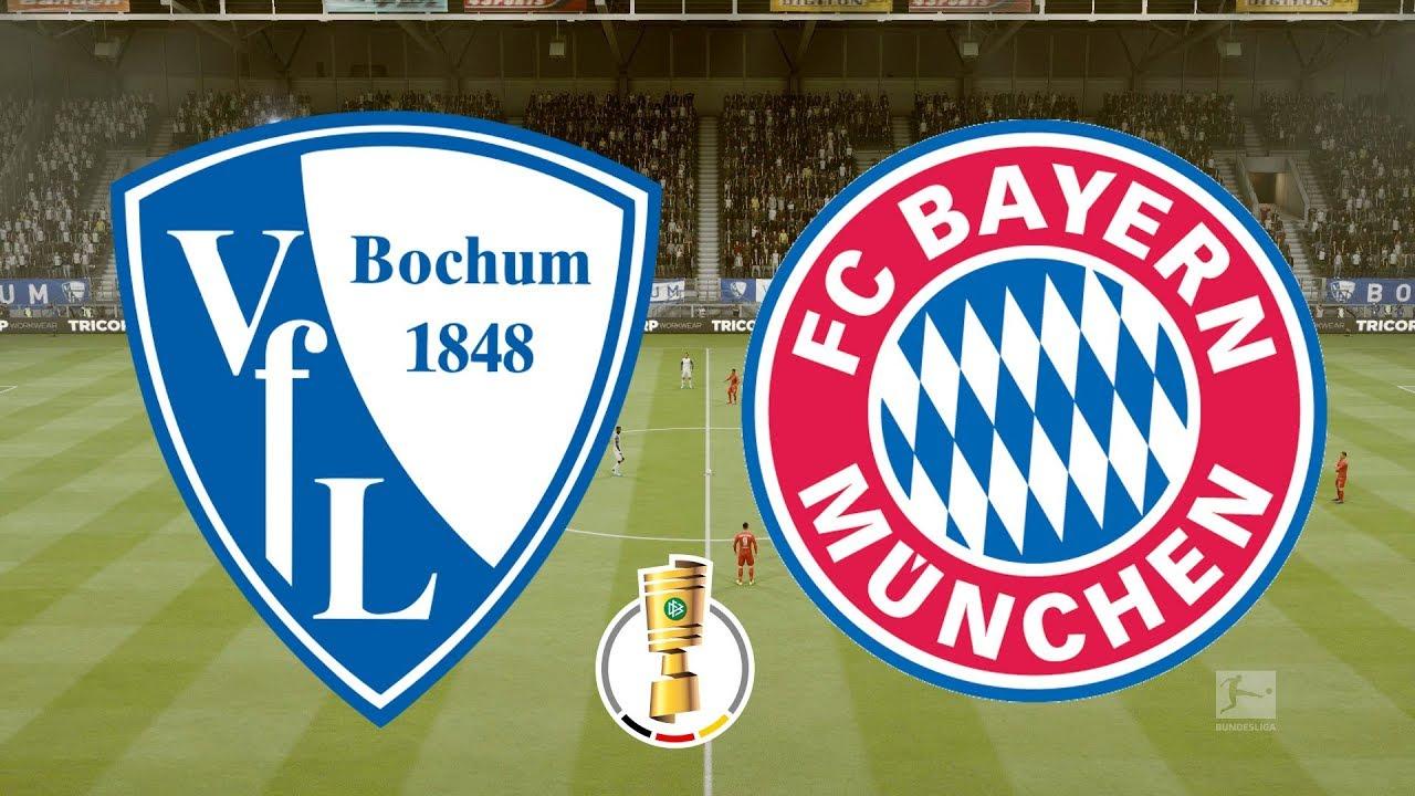 Bochum vs Bayern Munich