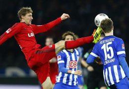 Bayer Leverkusen vs Hertha Berlin Betting Tips & Odds