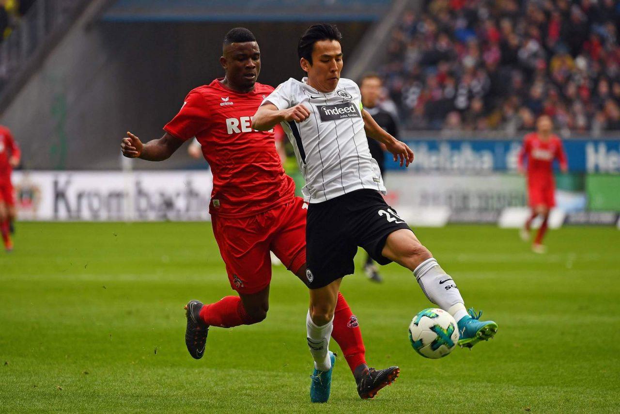 Eintracht Frankfurt Vs Koln