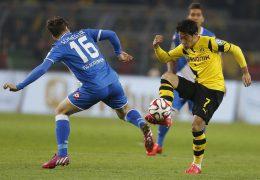 Hoffenheim vs Borussia Dortmund Betting Tips & Odds