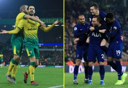 Tottenham Hotspur vs Norwich Betting Tips & Predictions
