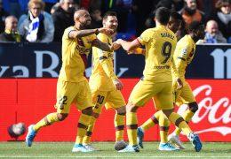 FC Barcelona vs Leganes Betting Tips & Predictions