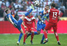 Fortuna Dusseldorf vs Hertha Berlin Betting Tips & Odds