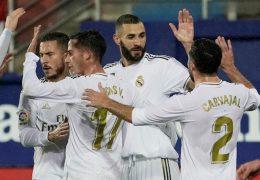 Real Madrid vs Real Sociedad Betting Tips & Odds