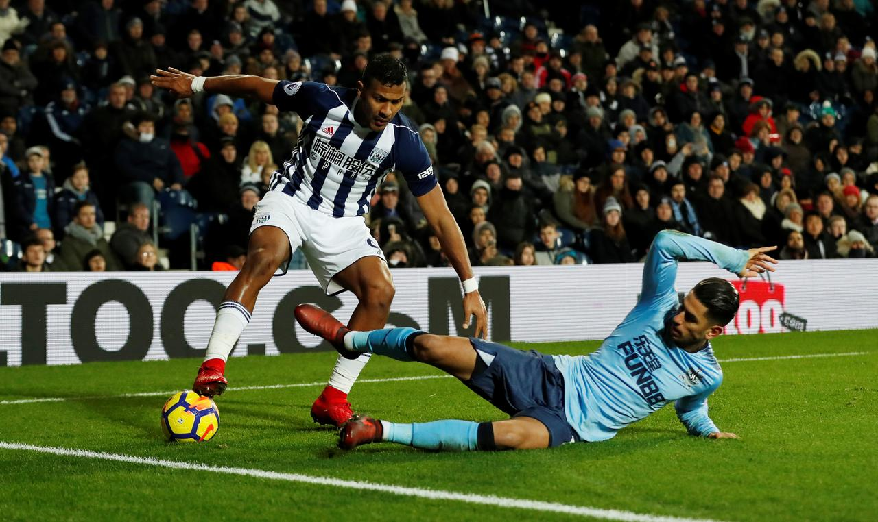 West Brom Newcastle Betting