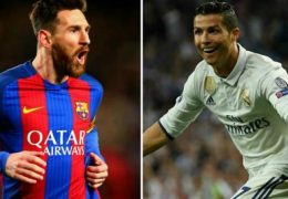 Messi or Ronaldo? France Football has posted the top paid players in the world