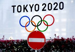 Summer Olympics, postponed to next year