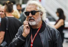 Flavio Briatore claims he found out he had coronavirus only after he was cured