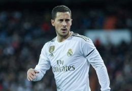 As Eden Hazard explains a modest first season at Real Madrid