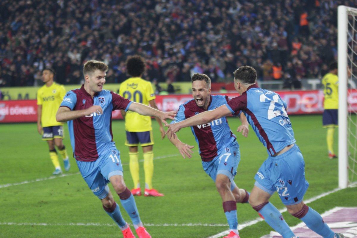Fenerbahce Vs Trabzonspor