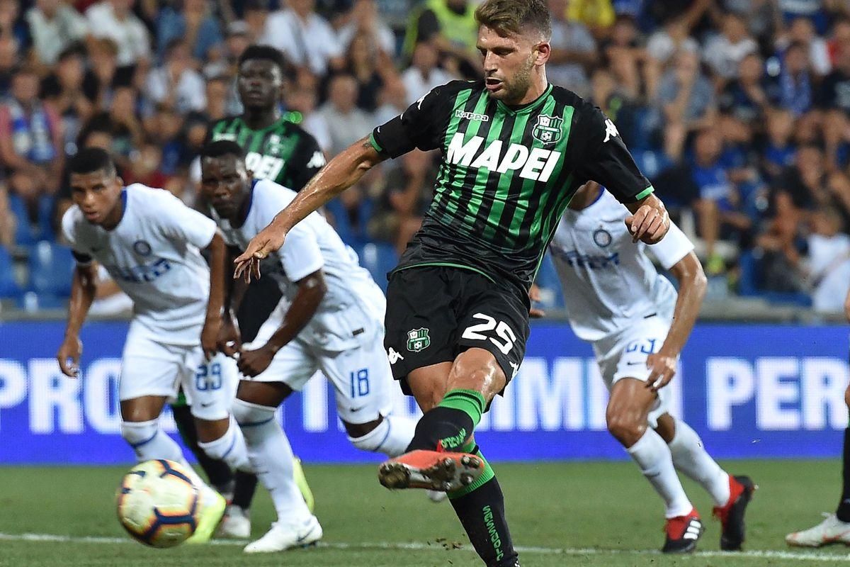 Inter vs sassuolo betting expert oberbettingen hillesheim duitsland